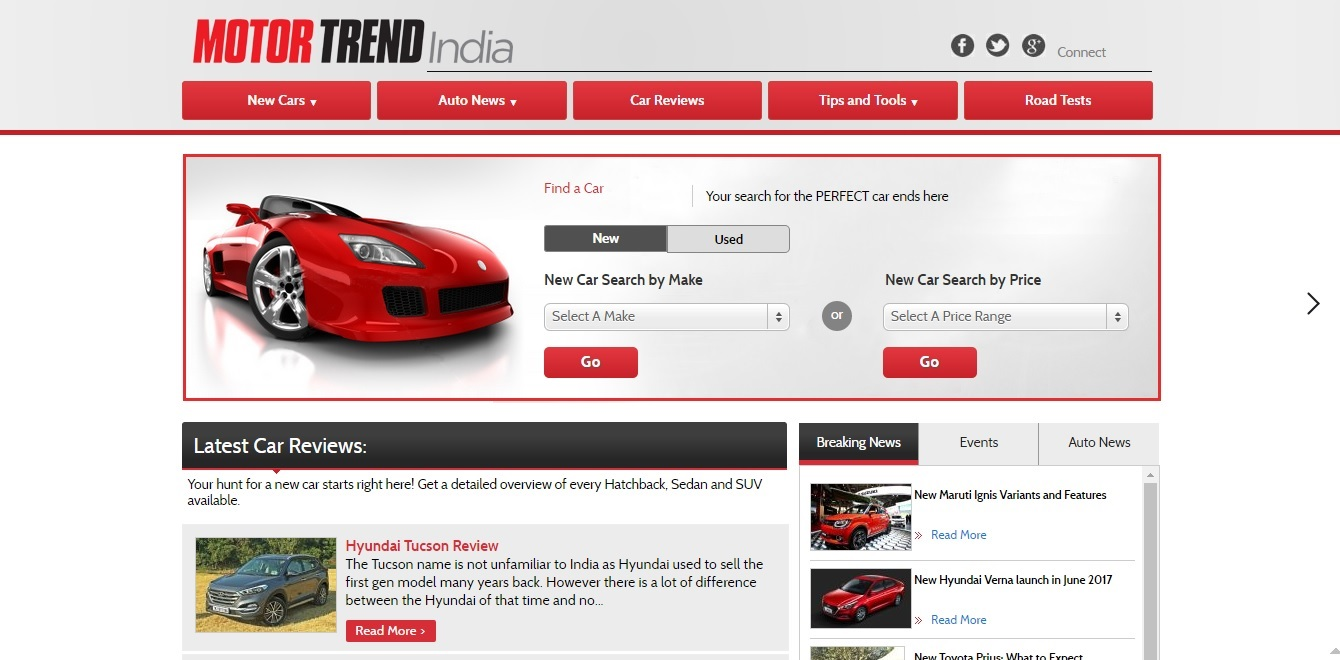 Auto Review Sites New Cars Car Reviews And Pricing