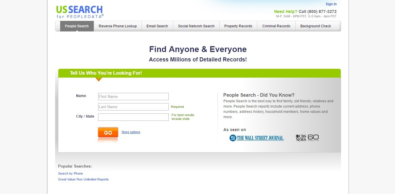 Best person search site